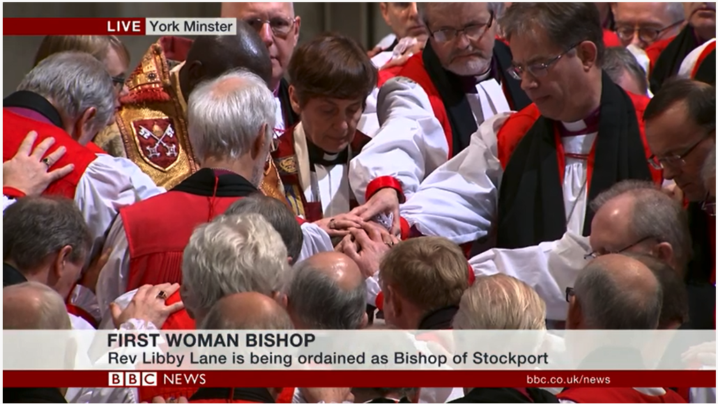 Truly wonderful moments - affirmation, ordination, welcome #BishopLibby http://t.co/0WUY1RS148