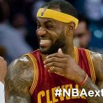 Portés par les 34 points de LeBron James, les Cavs ont enchaîné une sixième victoire de rang http://t.co/2A4bYay2zD http://t.co/GHB3c6Sdo6