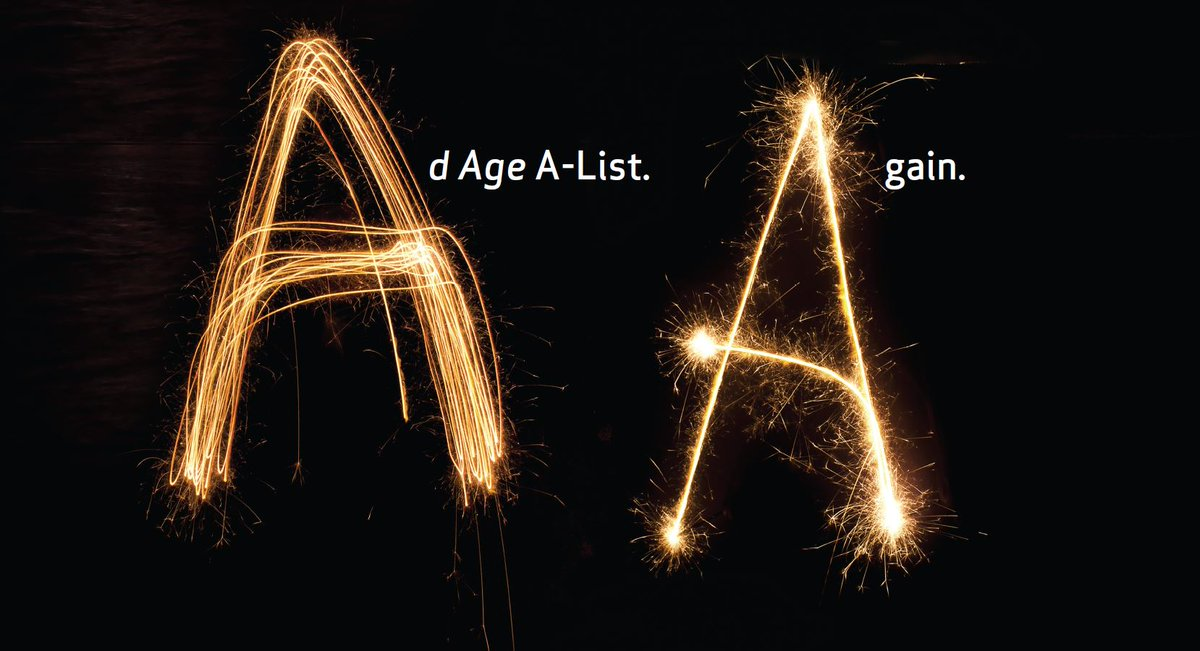 We're on the @adage Agency A-List for the 2nd year in a row! http://t.co/XI4pqfboRr  #adagealist http://t.co/Lo1FXEwf9O