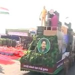 In Chennai, political heat over J Jayalalithaas lead role in #RepublicDay floats http://t.co/N51p0PRXJE http://t.co/wytyAnK5V0