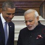 Prime Minister Modis suit had his name. Everywhere. http://t.co/XVjYLrSp9R #NamastePOTUS http://t.co/mSmaWXyF2m