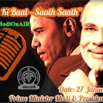 Use #ObamaModionAIR and stay connected with PM @narendramodi & Prez @BarackObamas joint address in #MannKiBaat. http://t.co/h2lfhcxk71
