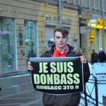 Санкт-Петербург: «#Донбасс - это #МЫ»! http://t.co/y51Kbdqwxn http://t.co/JpPBHptrHA