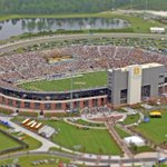 The view from above Bright House Networks Stadium come Sept. 5, 2015? ???? http://t.co/GGSOO8wBAg #TheESC #ChargeOn http://t.co/NHDpPXeq1F