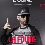 """RDV vendredi 30 janvier à """"lUsine"""" à Clermont-Ferrand pour un show case de dingue !! http://t.co/y4vHepwVIa"""