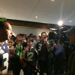 Check out our CEO @sguptaapptio being filmed by @photogKatie @KOMO4 at our Blue Friday event last week! #GoHawks http://t.co/dBGPMdqcTA