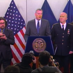 """Mayor de Blasio: """"This will most likely be one of the largest blizzards in the history of [NYC]"""" - @abcnewswx http://t.co/oNT265Sz5j"""
