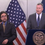.@deBlasioNYC: All non-emergency vehicles need to be off the road at 11 p.m. tonight http://t.co/kLESx10uIM