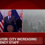 NYC Mayor @BilldeBlasio says no non-emergency vehicles on the road after 11pm ET tonight until further notice http://t.co/Ni5Zna9zWW