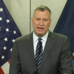 NYC Mayor @BilldeBlasio: All non-emergency vehicles banned from NYC streets starting at 11pm ET #blizzardof2015 http://t.co/U2Tqh7hvHO