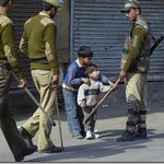 Kashmiri children are stronger than Indian Army. Their heart and mind is free. #SirajInKashmir http://t.co/jZ7uVoUHpa