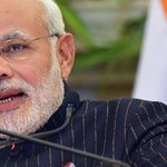 Indian PM @narendramodi mocked for wearing suit printed with his own name. #ModiSuit http://t.co/HsGgZCAItG http://t.co/lFLIC7ZQHV
