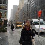 New York se prépare à lune des plus grosses tempêtes de neige de son histoire, selon son maire, B de Blasio #afp http://t.co/nMEqhaMa3a