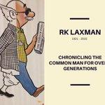 Indian legendary cartoonist RK Laxman dies at 94 in Pune