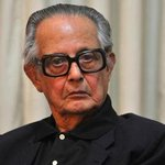Eminent cartoonist RK Laxman passes away at the age of 94 http://t.co/1laKEFWJh3