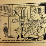 RT @soutik: One of RK Laxman's very best - after US astronauts landed on the moon in 1969