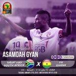 كل التوفيق لـ آسامواه جيان لاعب العين مع منتخب بلاده في مباراة الغد أمام جنوب أفريقيا ضمن بطولة كأس أمم أفريقيا 2015 http://t.co/BNz7reFdlL