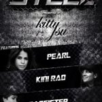 #Delhi This Friday at @KittySuIndia, THIS is happening. Go! @PearlMiglani @bassister @kinirao #Steel