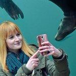 Turista tira selfie com foca em zoológico na Alemanha http://t.co/If8Gkg5YUy #G1 http://t.co/zxAslAlBuC