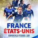 Rdv le 8 Février chez moi à Lorient pour le match contre les USA! Prenez vos places avant que le stade soit complet!???? http://t.co/rA5qRLoNKK