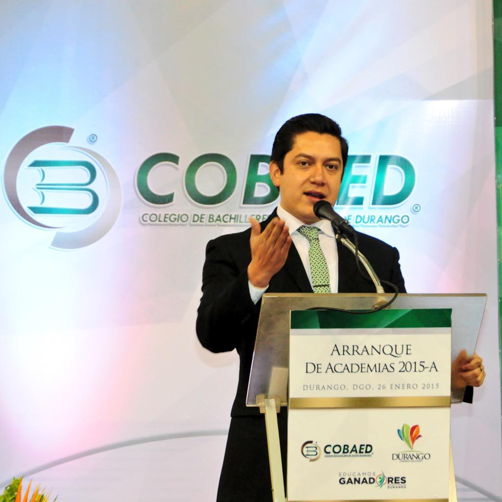 COBAED (@COBAEDoficial):