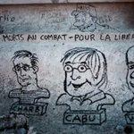 «La BD est Charlie», lalbum hommage de 173 dessinateurs à «Charlie Hebdo» http://t.co/SclZ2tNvC3 http://t.co/4fLTa1ysT7