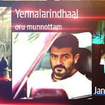 The Best is Saved for the Last! #VijayTVs #YennaiArindhaal - A Preview - #RepublicDay Special at 10:30pm tonite.. http://t.co/wSjjcDLryd
