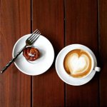 Because there is no better way to start a Monday. #seattle #coffee (Photo: Skyrw) http://t.co/Y0oGhlkuOh