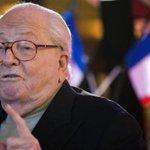 """Incendie au domicile de Jean-Marie Le Pen: """"Peur? Je nai jamais peur!"""" http://t.co/0oxFWNKKNu http://t.co/d14D8rceuF"""