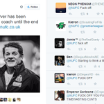 Newcastle fans waste no time in getting behind the appointment of John Carver... http://t.co/UOcPuGPbzC