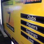 7 DAYS! News from @Arsenal @ChelseaFC @WBAFCofficial @ManUtd @QPRFC & more @SkySportsNewsHQ #transferwindow #SSNHQ http://t.co/Gx4JQE5wJB