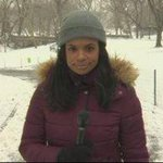 Blizzard Prep @MarlieHall reports from a snowy New York MOND159 http://t.co/WkcVFeVMc1