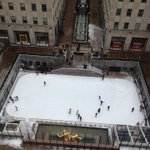 RT@adallos: All the flags removed from @Rockcenternyc before #juno arrives #Blizzardof2015 @EverythingNYC @NBCNewYork http://t.co/wNSnkWf65q