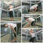 Great News: German Footballer #DannyBlum becomes #Muslim. May Allah bless him. Takbeer :) #Islam #Germany http://t.co/zjg8tNVOAB