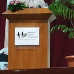 Minister Adeeb speaking at Maldives Autism Associations 5th Annual meeting. http://t.co/v6Hzv9v9fO