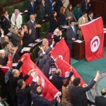 A year ago today, the Tunisian constitution was ratified with overwhelming majority. #Tunisia http://t.co/STSyNadujy