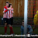 REPORT: A 2-0 win against @whufc_official sends #SaintsFCU21s back to the top of the #BU21PL – http://t.co/6XiG2bNVcJ http://t.co/qjqOCcAW6H