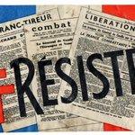 26 janvier 1943 : création des Mouvements unis de Résistance (MUR) : fusion de Combat, Franc-Tireur et Libération-Sud http://t.co/Y25mRMiRTp