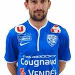 #Football: Le joueur des #ChamoisNiortais Simon Hébras signe au Poiré-sur-Vie (National). http://t.co/aI4sRMhzsS http://t.co/YFJXCc93Ah