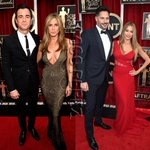 ICYMI, these were some of the hottest couples of the 2015 #SAGAwards! http://t.co/taQujXeIMS http://t.co/FclhRo0M5J