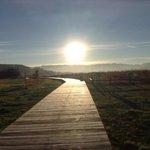 Abrente hoxe no Morrazo. Foto dende Moaña, mañá as Tªs pola mañá soben. @concellomoana @ViveOMorrazo @turisriasbaixas http://t.co/fHKcEvGL4v
