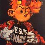 L édition spéciale Je suis Charlie de SPIROU est parfaite ! #JeSuisCharlie http://t.co/6ddtilodGh