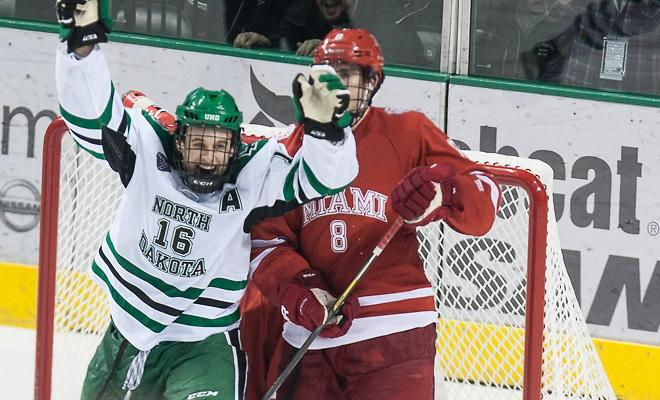 North Dakota is back atop the http://t.co/Ts5H11tBCK Division I Men's Poll. http://t.co/gCqjzFMThi http://t.co/usisX8hPGc
