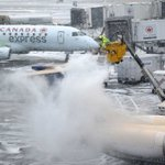More than 6,500 Northeast flights cancelled due to snowstorm, may not take off until Weds. http://t.co/IRmVhyPcMH http://t.co/shkhmo9xYc