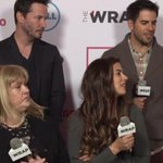 Sundance: Knock Knocks Keanu Reeves, @EliRoth Talk About Being Homewreckers (Video) http://t.co/Bke9ywoQP8 http://t.co/6PPChHZoI1