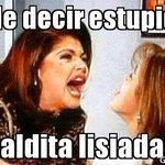 Cállate Maldita Lisiada! #CadenaNacional #CFK #Asesina http://t.co/fuY4YIKRKe
