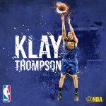 RT @nbastats: WC Player of Week @KlayThompson had HISTORIC 3rdQ v. SAC: 13/13 FGAs w/ @NBA records in PTS (37) & 3PM (9) @warriors