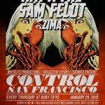 "#SanFrancisco: #Jan29 Live @RubyskyeSF @Control_SF: @HaywyreMusic, @SamFeldtMusic, @ZimaSays http://t.co/QKqMnFEPjN http://t.co/NCnPy7cHxB"""