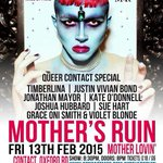 CABARET Go on a date w #Manchester & #NYCs beautiful people. Get some Mother Lovin 13 Feb http://t.co/WswkR7cUXM http://t.co/cgfjgN0z7w