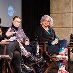 Watch Mindy Kaling and Lena Dunham Talk Sexism and Social Issues at Sundance http://t.co/kzuHSFjfyj http://t.co/gJNrR6QqM2